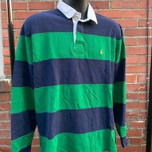 Polo Ralph Lauren Striped Rugby